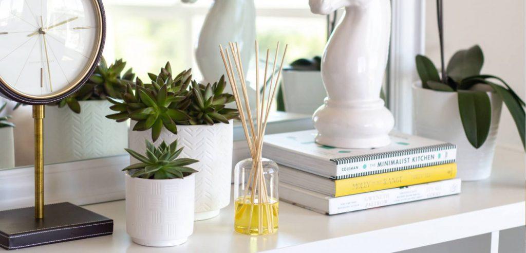 DIY Reed Diffuser - Counter Top