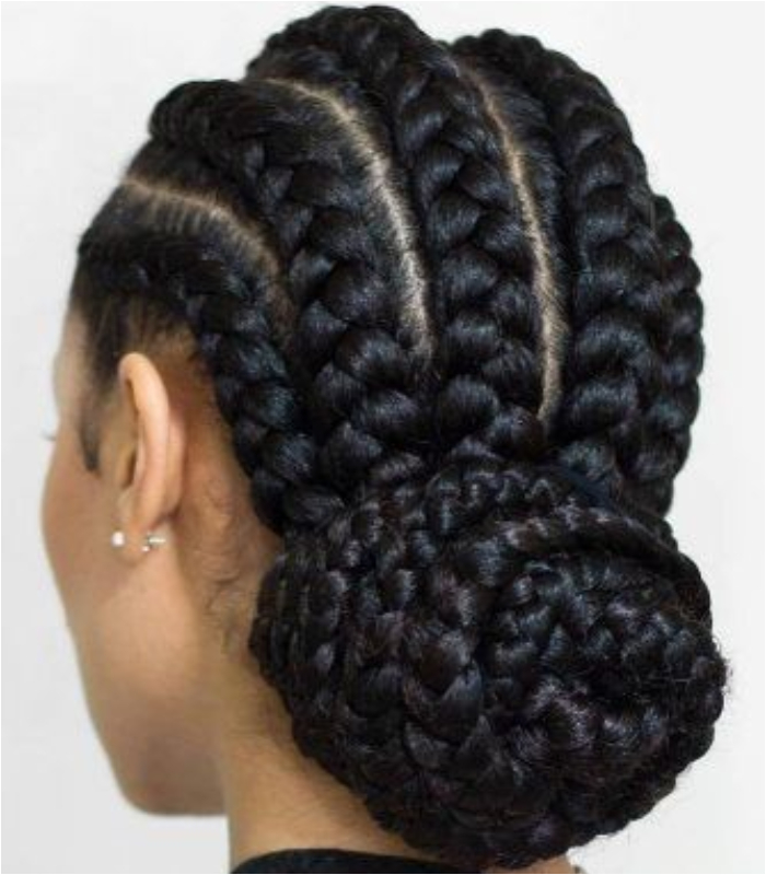 Protective Styles - Passions & Fusions - Cornrows